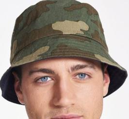 Camouflage Military Fischerhut