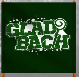 Gladbach Dunkel Doppelhalter