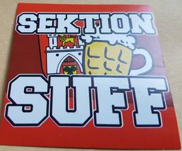 150 Hannover Sektion Suff Aufkleber