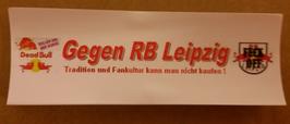 150 Gegen RB Leipzig Aufkleber
