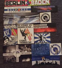 Berlin Szeneklebermix 978