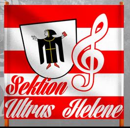 München Sektion Ultras Helene Doppelhalter