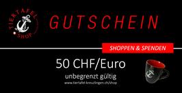 Geschenk-Gutschein (50 CHF/EUR)