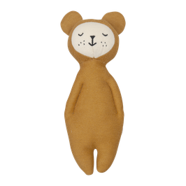Rattle Soft Bear von Fabelab