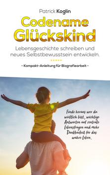"""GRATIS: Arbeitsbuch """"Codename Glückskind"""", gegen Versandkosten"""