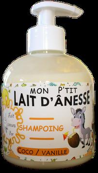 Mon p'tit shampoing au LAIT D'ANESSE - Coco / Vanille