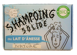 Shampoing solide - Nature
