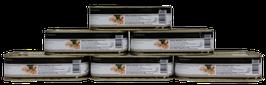 Espárragos blancos D.O. Navarra  (lata pequeña - 24 latas, 9-12 frutos por lata)