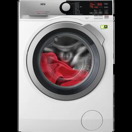 AEG Lavamat L8FE76697 Stand-Waschmaschine-Frontlader weiß