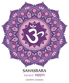 Sahasrara Crown Chakra Mala Kit