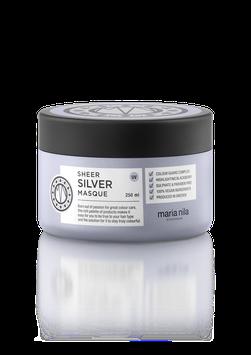 """Maria Nila """"Sheer Silver Masque"""""""