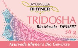 Masala - TRIDOSHA / Ayurveda Bio Gewürz - Dessert Masala Sweet