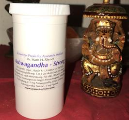 Ashwagandha - Extrakt, 60 Veggie-Kapseln