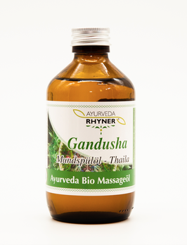 Gandusha - Bio Ayurveda  Mund- & Gurgelöl