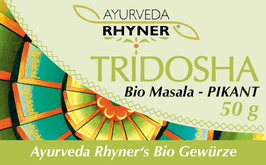 Masala - TRIDOSHA / Ayurveda Bio Gewürz