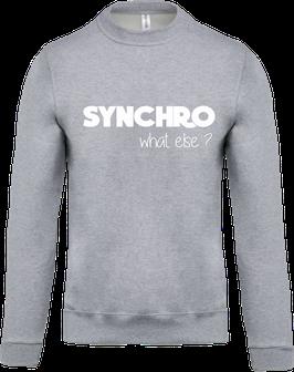 Sweat Synchro Gris
