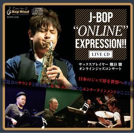 【DISC】 J-BOP ONLINE EXPRESSION コンサートCD