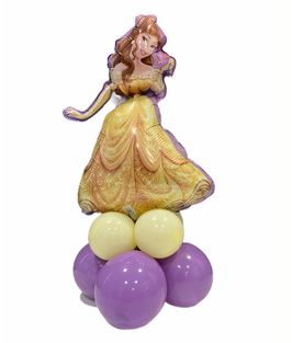 Ballons MINI Shape Princesse -