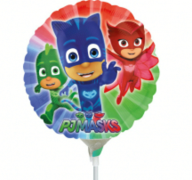 Ballons MINI Shape PJ Masks