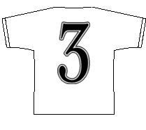 背番号No.003