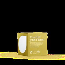ChariTea ginger lemon