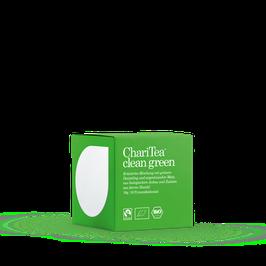 ChariTea clean green