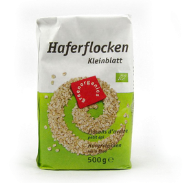 Green Organics - Bio Haferflocken Kleinblatt