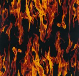 kleine Vlammen patroon