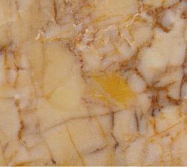Marmer geel oranje