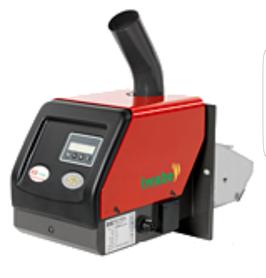 Iwabo S2 Pelletbrenner mit Automatische Ascheaustragung