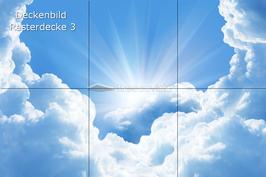 Deckenbild 3 für Rasterdecke