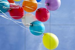 Deckenbild 7 für Rasterdecke