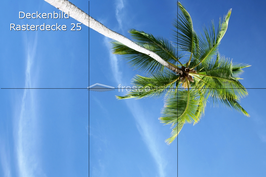 Deckenbild 25 für Rasterdecke