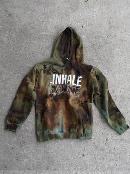 3/20 INHALE-EXHALE HOODIE / S