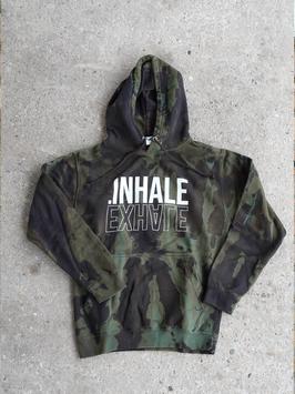 2/20 INHALE-EXHALE HOODIE / S