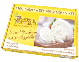 Mozzarella selber machen - Set