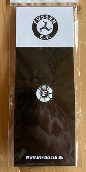 EVF PIN mit Retro-Logo