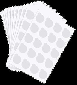 Kleberunterlage Papier