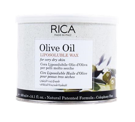 warmwachs RICA Olive Oil