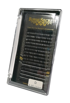 Royal Lashes D 0,05