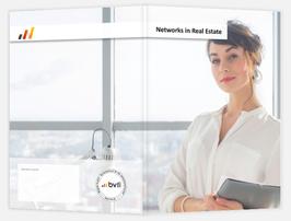 bvfi Mappe klassisch (Business Frau) (50 Stück)