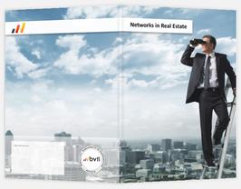 bvfi Mappe klassisch (Business Mann) (50 Stück)