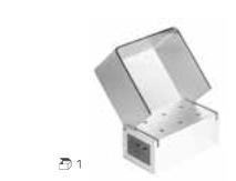 Bohrerständer Set Case HP 6/1