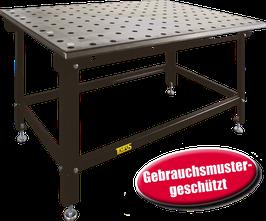 3D Schweisstisch Fix SST 80-35S aus ST 52