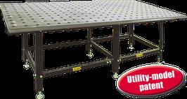 3D-welding tabel fix SST 80/35M off hardened