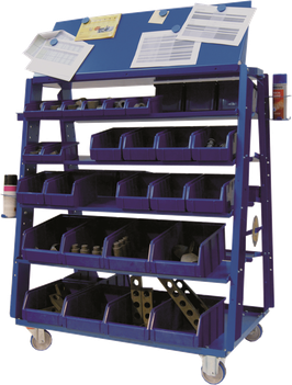 Flex-standard parts trolley-Kit