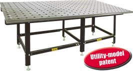 3D-welding table fix SST 80/35M off ST52
