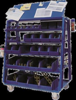 Flex-Normteilewagen-Set