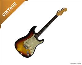 Fender PRE CBS Stratocaster 1963