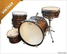 Arai Vintage Drumset (Japan)